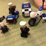 Newisland警察シリーズブロックを3歳の娘が遊んだ口コミ