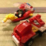 消防士のブロック(Newisland)はレゴよりいいかも!?遊んだ口コミ